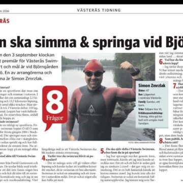 Om oss i media: Simon
