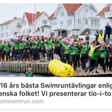 Sveriges tredje bästa tävling 2016!