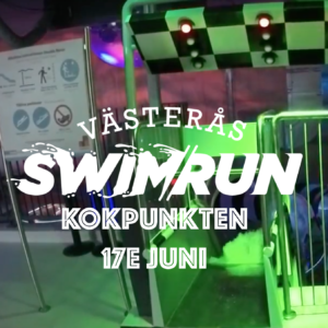 Kokpunkten action city swimrun 17e Juni