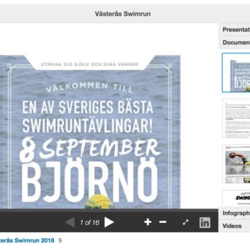 Start-PM 2018 Västerås Swimrun