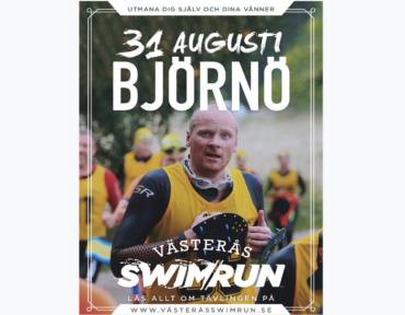 Västerås Swimrun 2019 Björnö